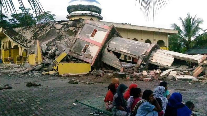 Dozens have died as a 6.5-magnitude earthquake strikes western Indonesia