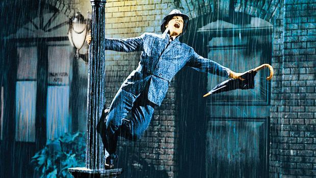 """""""Deszczowa piosenka"""" - kadr z filmu"""