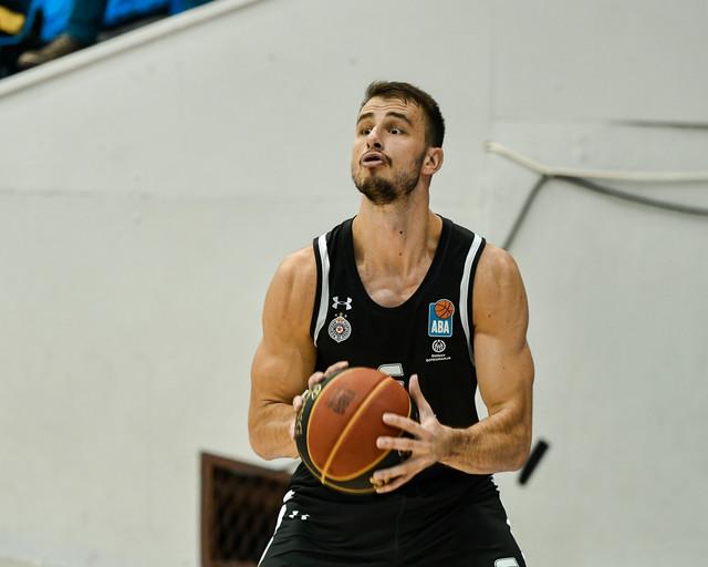 KK Partizan KK Cedevita Olimpija