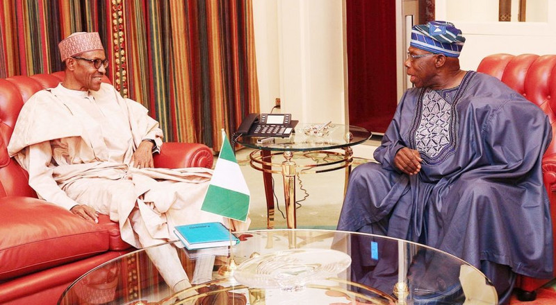 'Dear President and General Buhari,' here's the full text of Obasanjo's letter to the President