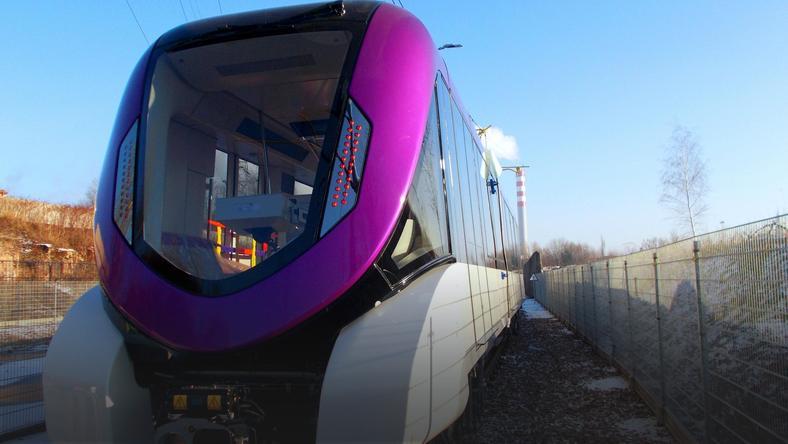 Metropolis - tak nazywają się pociągi, które będą jeździć w tunelach metra w Rijadzie