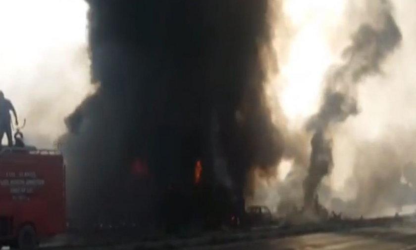 Atak  bombowy w Pakistanie