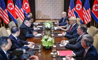 Oświadczenie przywódców USA i Korei Północnej ze szczytu w Singapurze [DOKUMENTACJA]