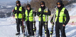 Jeździsz na nartach? Uważaj, za to możesz dostać mandat