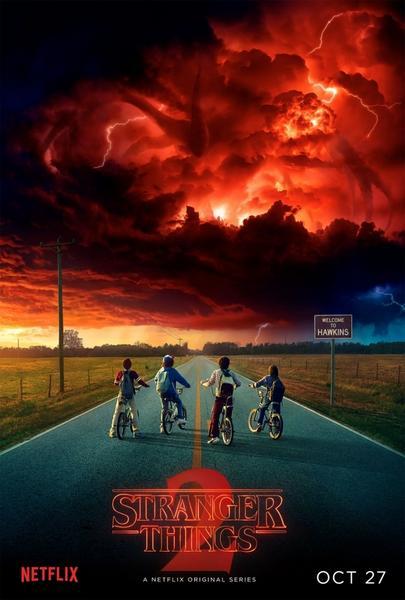 """""""Stranger Things 2"""": plakat"""