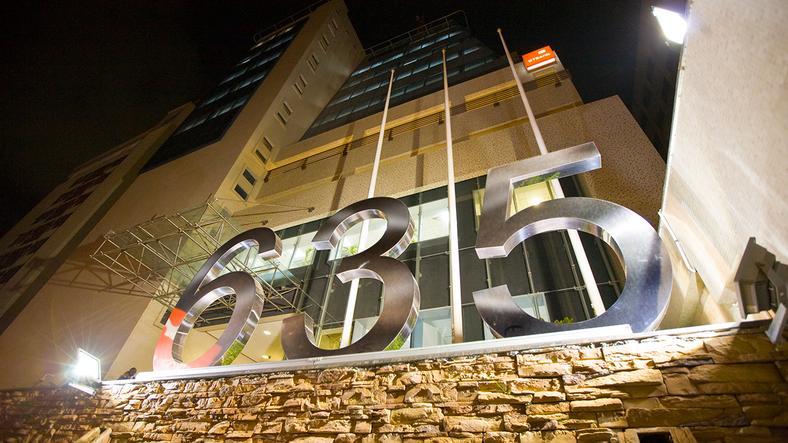 GTbank HQ