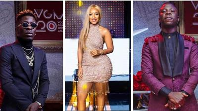 10 style influencers, celebrities we didn't see at VGMA22