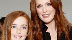 11-letnia córka Julianne Moore wygląda jak... mama