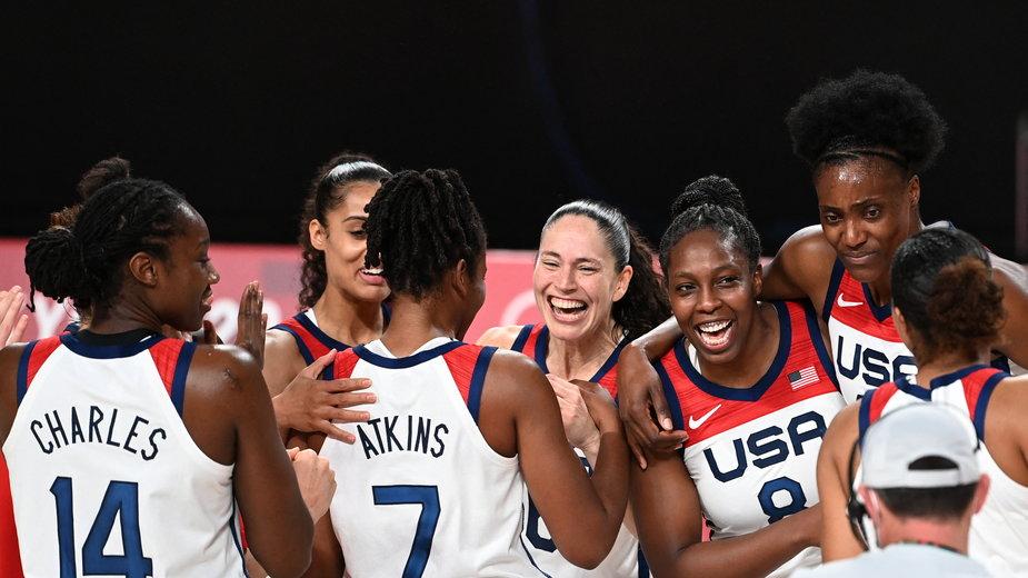 Reprezentacja USA w koszykówce kobiet