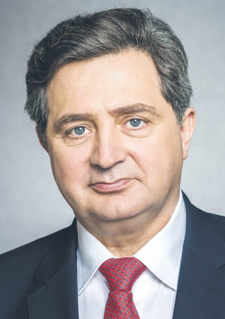 Brunon Bartkiewicz prezes ING Banku Śląskiego