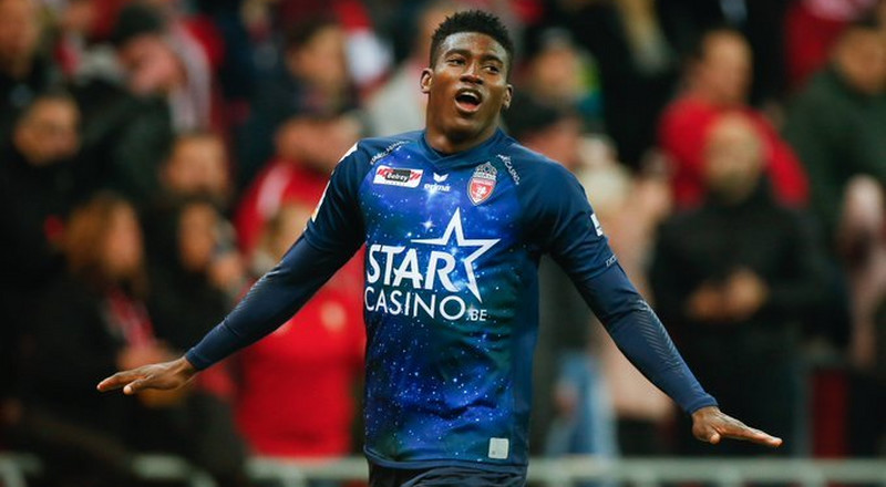 Nigerian forward Taiwo Awoniyi joins Mainz on loan from Liverpool