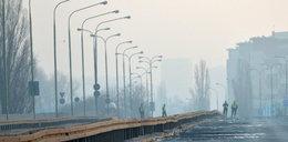 Pożar mostu odciął Ministerstwo Obrony od sieci