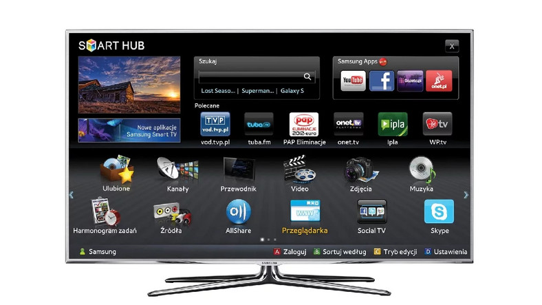 Samsung Smart TV 2011