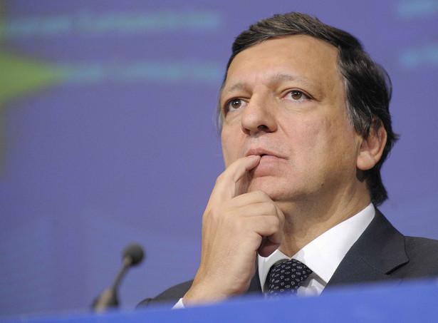 """""""Jest wielce prawdopodobne, że wybory do Parlamentu Europejskiego (czerwiec 2009 - PAP) odbędą się na zasadach obowiązującego Traktatu z Nicei"""" - powiedział Barroso."""