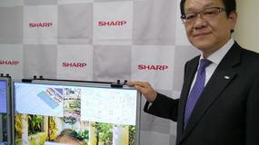 Sharp rozpoczyna produkcję nowych wyświetlaczy