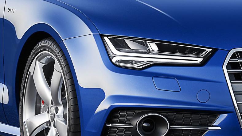 Audi doszło do wniosku, że czas uprzykrzyć życie Mercedesowi, BMW i Porsche. Po czterech latach produkcji niemiecki koncern dał nową twarz modelowi A7 Sportback i S7 Sportback (rywalami tego pięciodrzwiowego auta przypominającego coupe są BMW 6 Gran Coupe, mercedes CLS i porsche panamera). Inżynierowie z Ingolstadt naszpikowali auto najnowszymi bajerami. Co udało się im zmieścić pod karoserią?