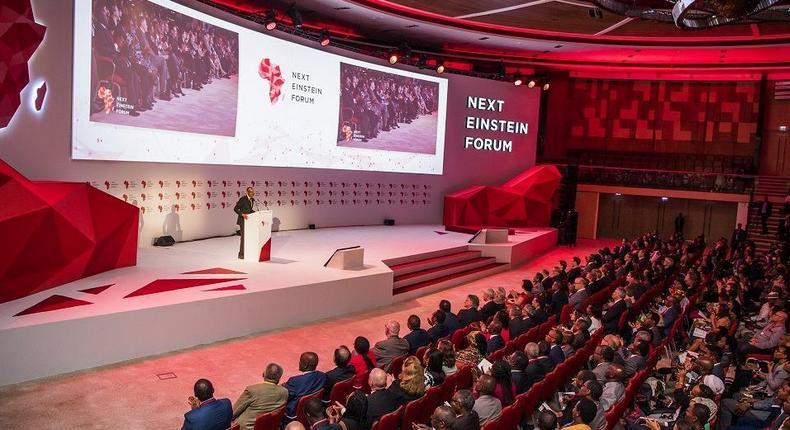 Next Einstein Forum 2018. (africanews)