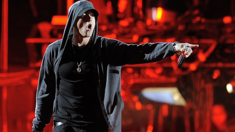 Eminem króluje na Facebooku