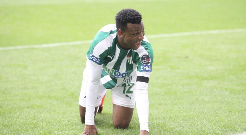 Super Eagles defender Shehu Abdullahi scores as Bursaspor return to winning ways
