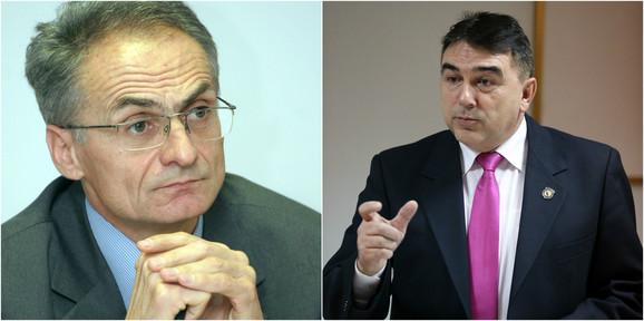 Branko Perić i Goran Salihović