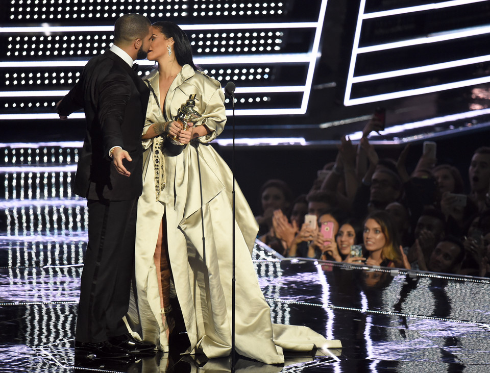 MTV Video Music Awards 2016: Drake i Rihanna
