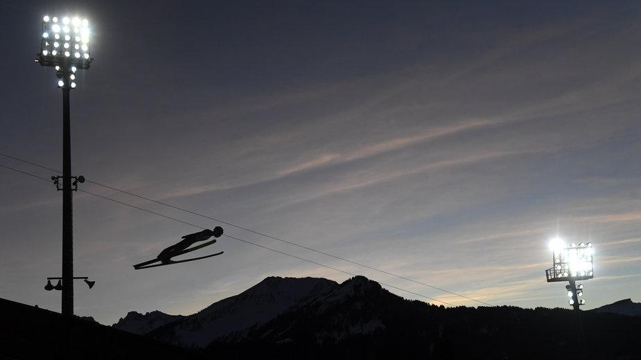 Skoki narciarskie w Oberstdorfie
