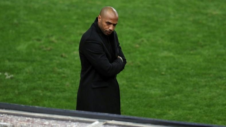 Thierry Henry has a huge job on his hands at Monaco