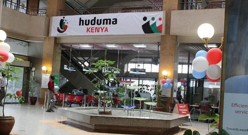 Huduma Center Kenya