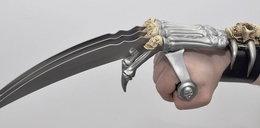 Gospodyni uzbrojona jak ninja