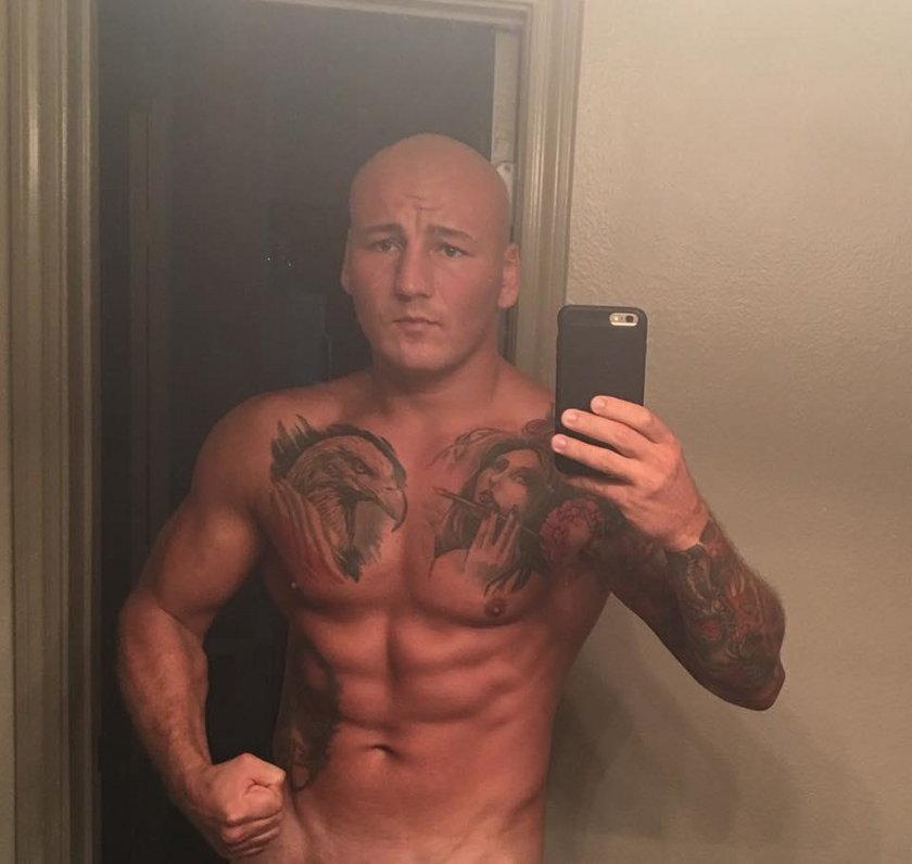 Artur Szpilka pokazał mięśnie. Ależ on ma formę!