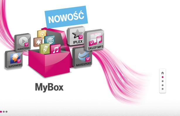 T-Mobile MyBox