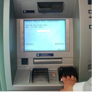 Pieniądze na wyciągnięcie palca. BZ WBK testuje nową technologię