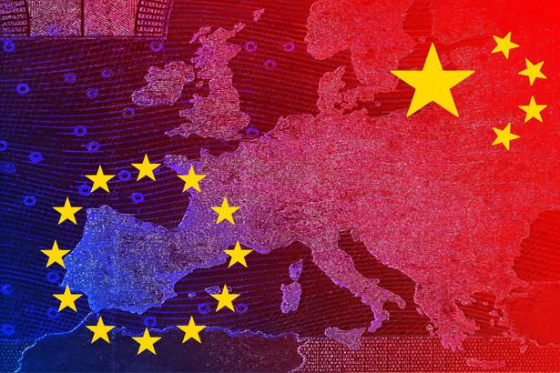 Chiny Europa