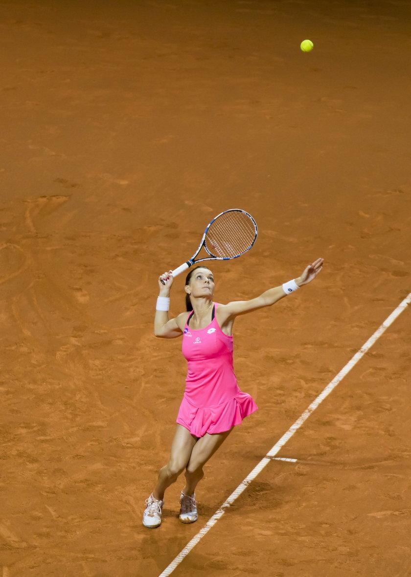 Agnieszka Radwańska spadła w rankingu WTA. Awans Linette