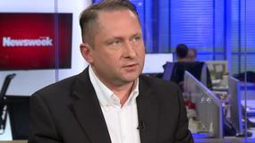 """Kamil Durczoka w programie """"Tomasz Lis."""": robota trzymała mnie przy życiu"""