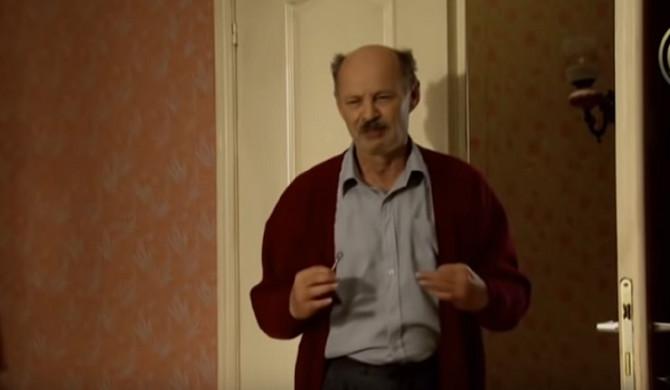 "Mustafa Nadarević u seriji ""Lud, zbunjen, normalan"""