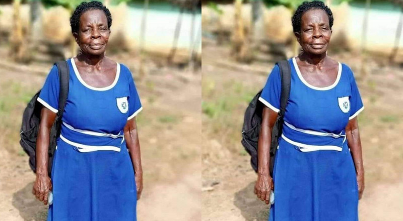 I want to work in a government institution so I can also enjoy the money - 57-year-old BECE candidate