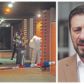 RAT KLANOVA Ubijeni advokat sumnjao da ga prati mladić čiji je auto raznesen u Zemunu?