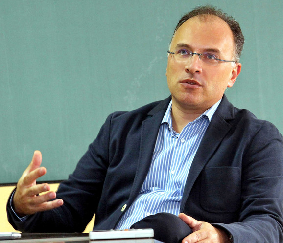 Zoran Radovanović, direktor Instituta za onkologiju Vojvodine