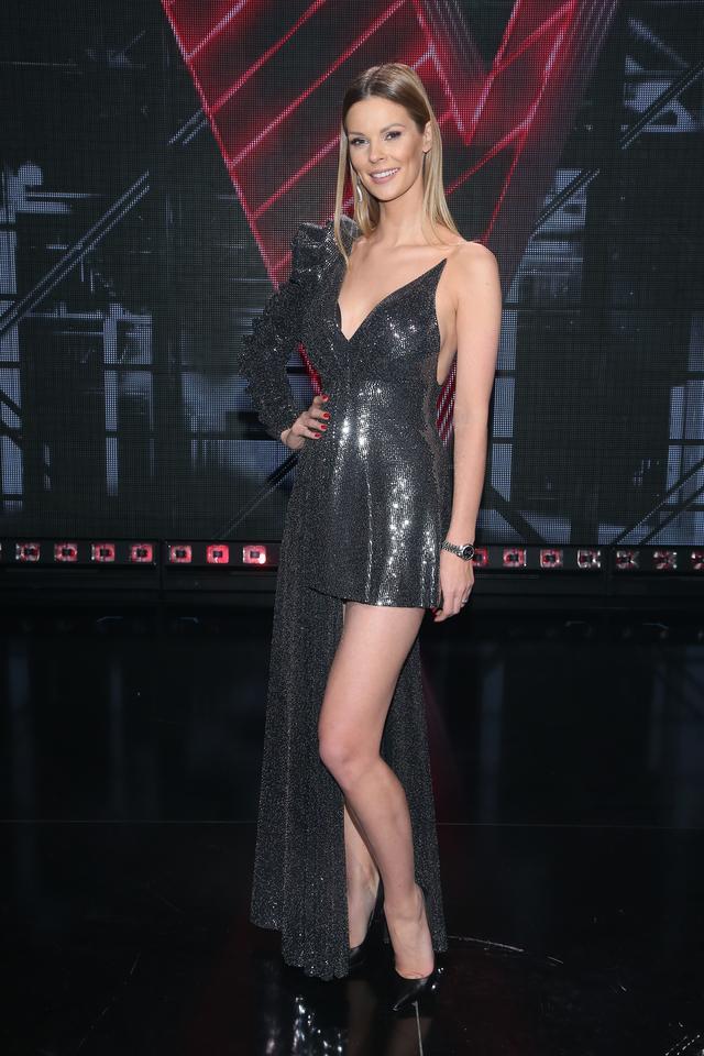 "Małgorzata Tomaszewska in the final ""Voice of Poland"""