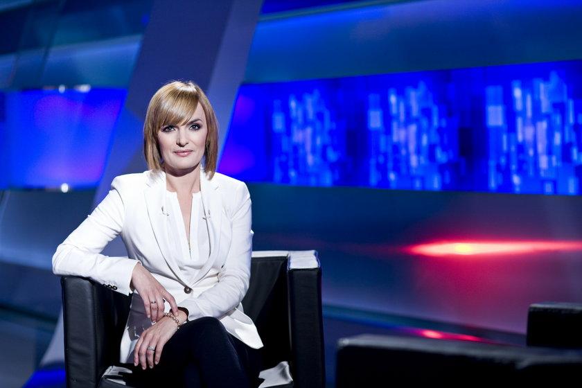 """Dorota Gawryluk zostanie szefową """"Wiadomości""""?"""