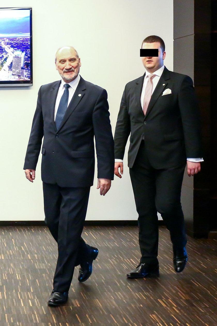 Antoni Macierewicz i Bartłomiej M.