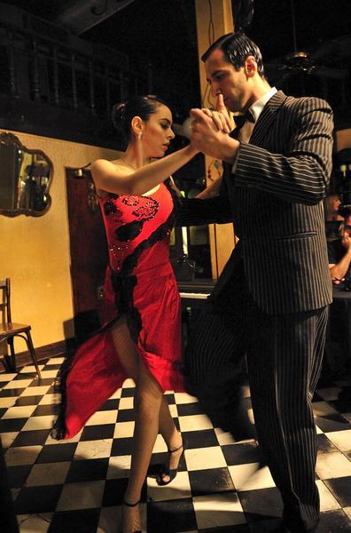 Tango w San Telmo