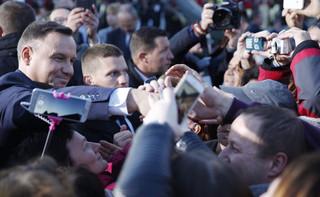 Romaszewska: Andrzej Duda, o czym wielu jego krytyków zapomina, jest prezydentem Polski, a nie PiS-u