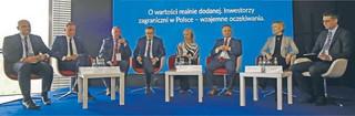 Zagraniczne firmy dobrze mają się w Polsce