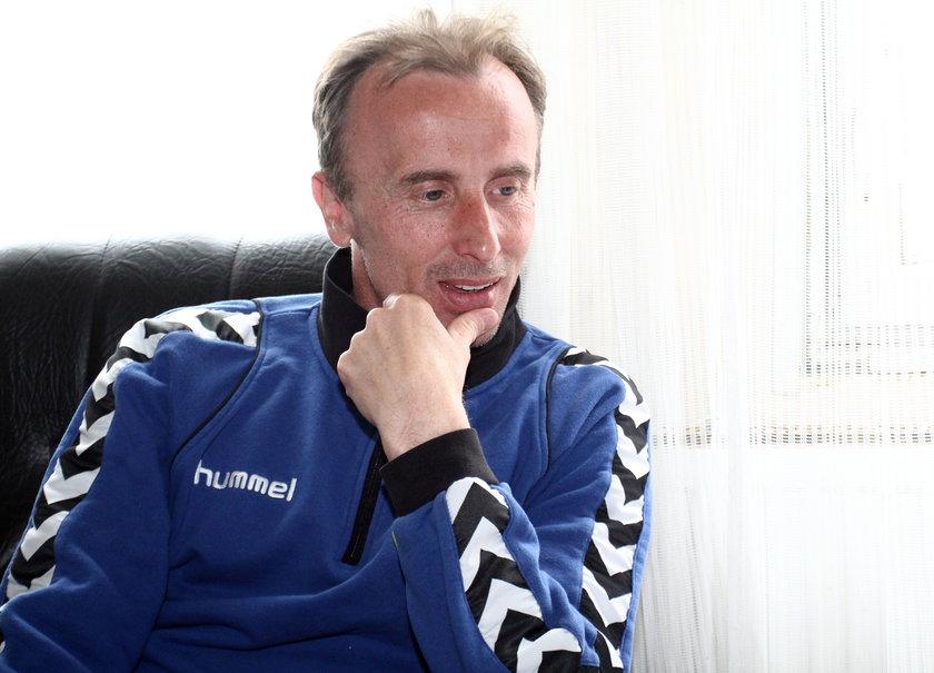 Jacek Trzeciak, trener Polonii Bytom