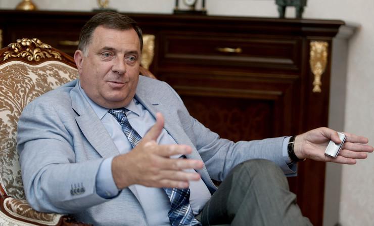Milorad Dodik predsednik RS