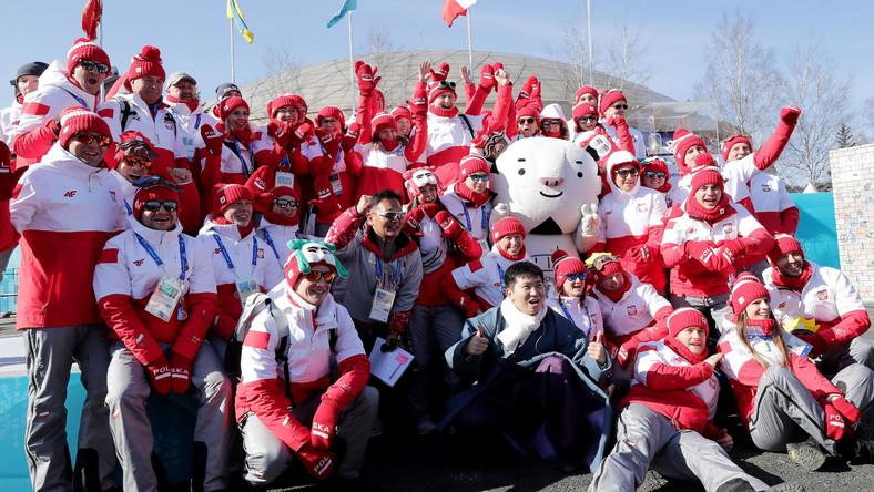 Polska ekipa w Pjongczang 2018