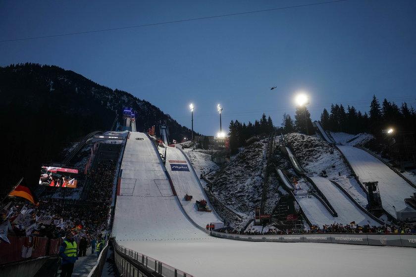 Na skoczni w Oberstdorfie tradycyjnie 29 grudnia zaczyna się Turniej Czterech Skoczni