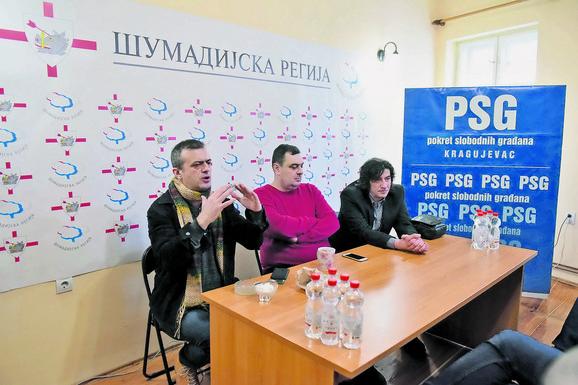 PSG osnovao novih osam odbora